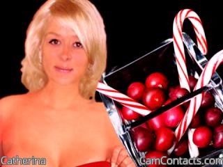 Start VIDEO CHAT with Catherina
