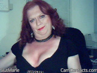 Start VIDEO CHAT with SlutMarie