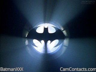 Start VIDEO CHAT with BatmanXXX
