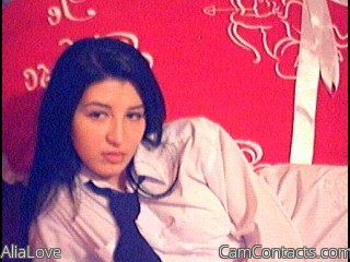 Start VIDEO CHAT with AliaLove
