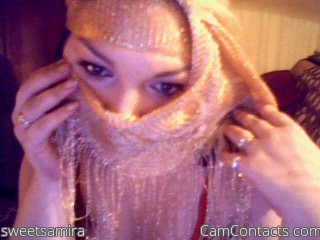 Start VIDEO CHAT with sweetsamira