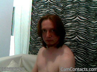 Start VIDEO CHAT with SEXYBOY2U