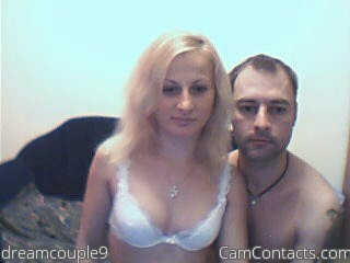 Start VIDEO CHAT with dreamcouple9