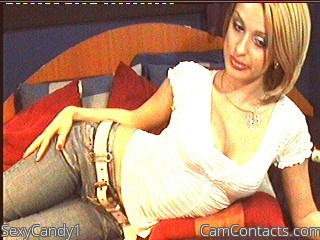 Start VIDEO CHAT with SexyCandy1