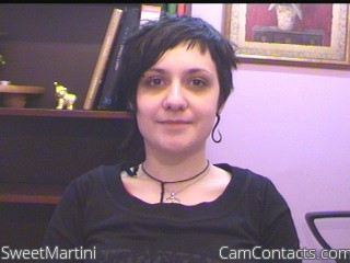Start VIDEO CHAT with SweetMartini