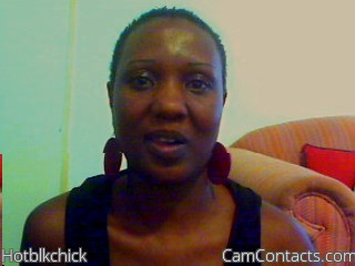 Start VIDEO CHAT with Hotblkchick