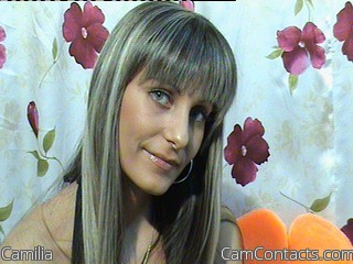Start VIDEO CHAT with Camilia