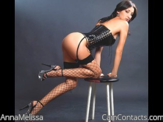 Start VIDEO CHAT with AnnaMelissa