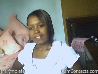 Start VIDEO CHAT with marymolefe
