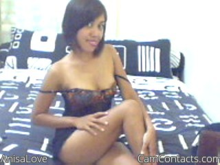 Start VIDEO CHAT with AnisaLove