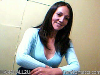 Start VIDEO CHAT with HANAHALL2U