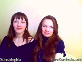 Start VIDEO CHAT with Sunshingirlx