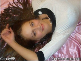 Start VIDEO CHAT with CandyBB