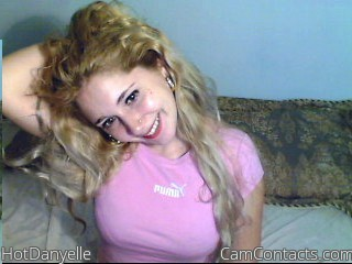 Start VIDEO CHAT with HotDanyelle