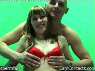 Start VIDEO CHAT with spermfalls