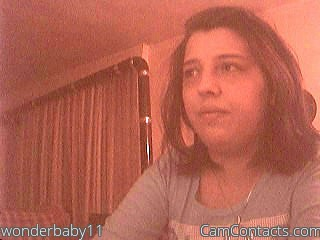 Start VIDEO CHAT with wonderbaby11