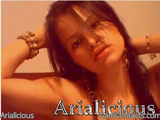 Start VIDEO CHAT with Arialicious