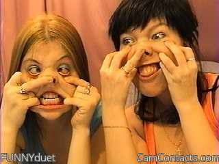 Start VIDEO CHAT with FUNNYduet