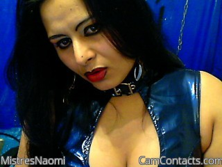 Start VIDEO CHAT with MistresNaomi