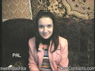 Start VIDEO CHAT with sweetdashka
