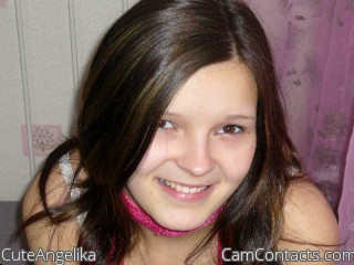Start VIDEO CHAT with CuteAngelika