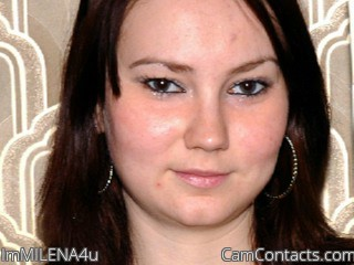 Start VIDEO CHAT with ImMILENA4u