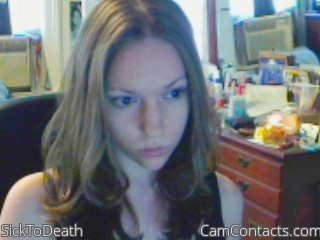Start VIDEO CHAT with SickToDeath