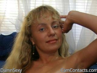 Start VIDEO CHAT with DamnSexy