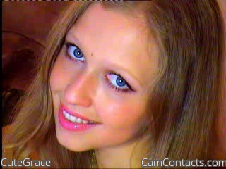 Start VIDEO CHAT with CuteGrace
