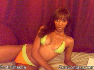Start VIDEO CHAT with EroticShasha