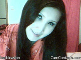 Start VIDEO CHAT with barbieasian