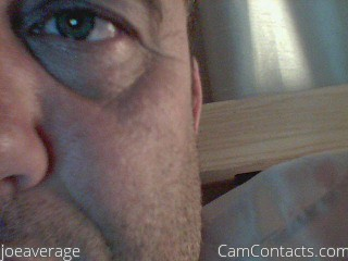 Start VIDEO CHAT with joeaverage