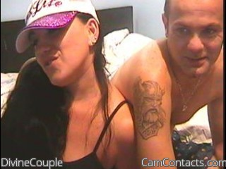 Start VIDEO CHAT with DivineCouple