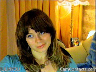 Start VIDEO CHAT with JULI4YOU
