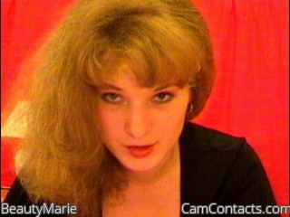 Start VIDEO CHAT with BeautyMarie