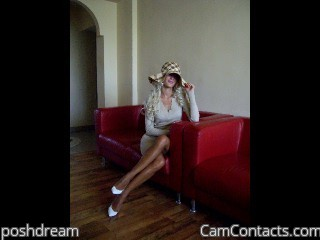 Start VIDEO CHAT with poshdream