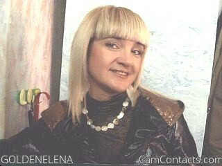 Start VIDEO CHAT with GOLDENELENA