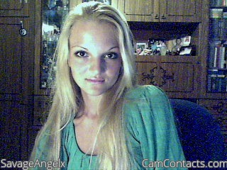 Start VIDEO CHAT with SavageAngelx