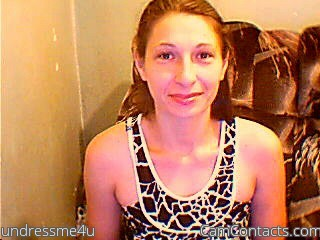 Start VIDEO CHAT with undressme4u