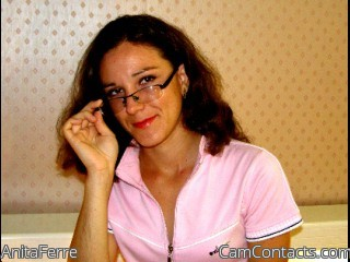 Start VIDEO CHAT with AnitaFerre