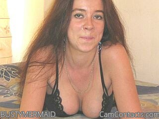 Start VIDEO CHAT with BUSTYMERMAID