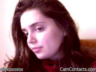 Start VIDEO CHAT with allyxoxoxox