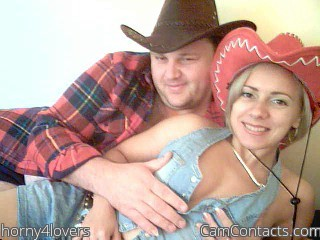 Start VIDEO CHAT with horny4lovers