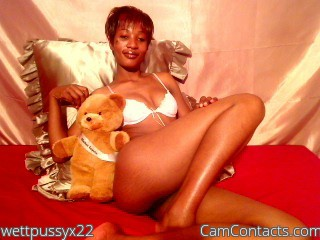 Start VIDEO CHAT with wettpussyx22