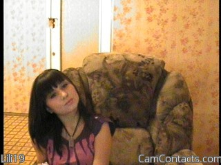 Start VIDEO CHAT with Lili19