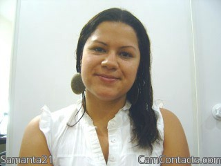 Start VIDEO CHAT with Samanta21