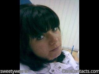 Start VIDEO CHAT with sweetywesna