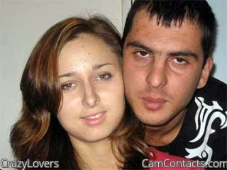 Start VIDEO CHAT with CrazyLovers