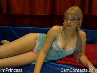 Start VIDEO CHAT with ImPrincess
