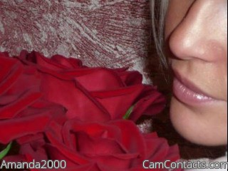 Start VIDEO CHAT with Amanda2000
